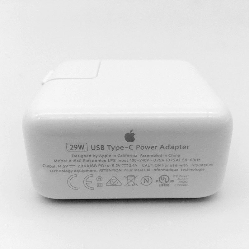 Sạc Laptop Macbook 29W USB-C A1540
