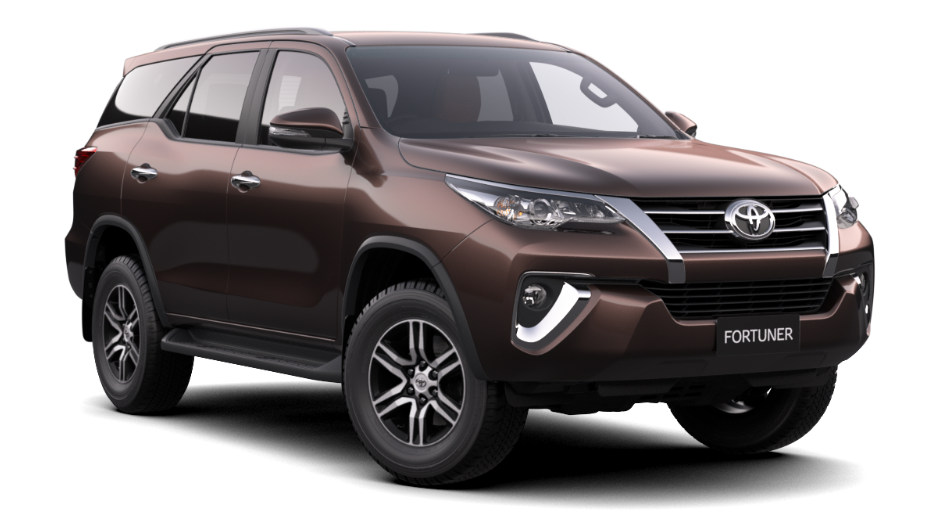 So sánh xe Ford Everest 2017 và xe Toyta Fortuner 2017