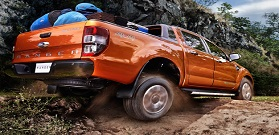 Ford Ranger Wildtrack 4x4 3.2 AT