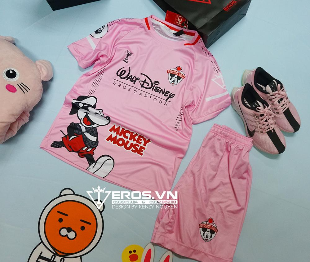 ĐỒ THỂ THAO MICKEY MOUSE HỒNG 2020