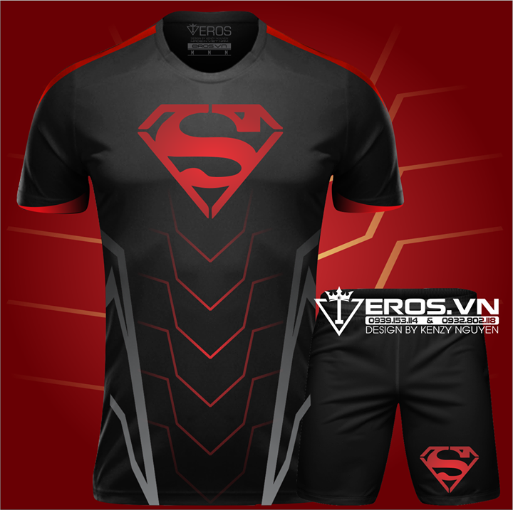 ĐỒ ĐÁ BANH SUPERMAN A01