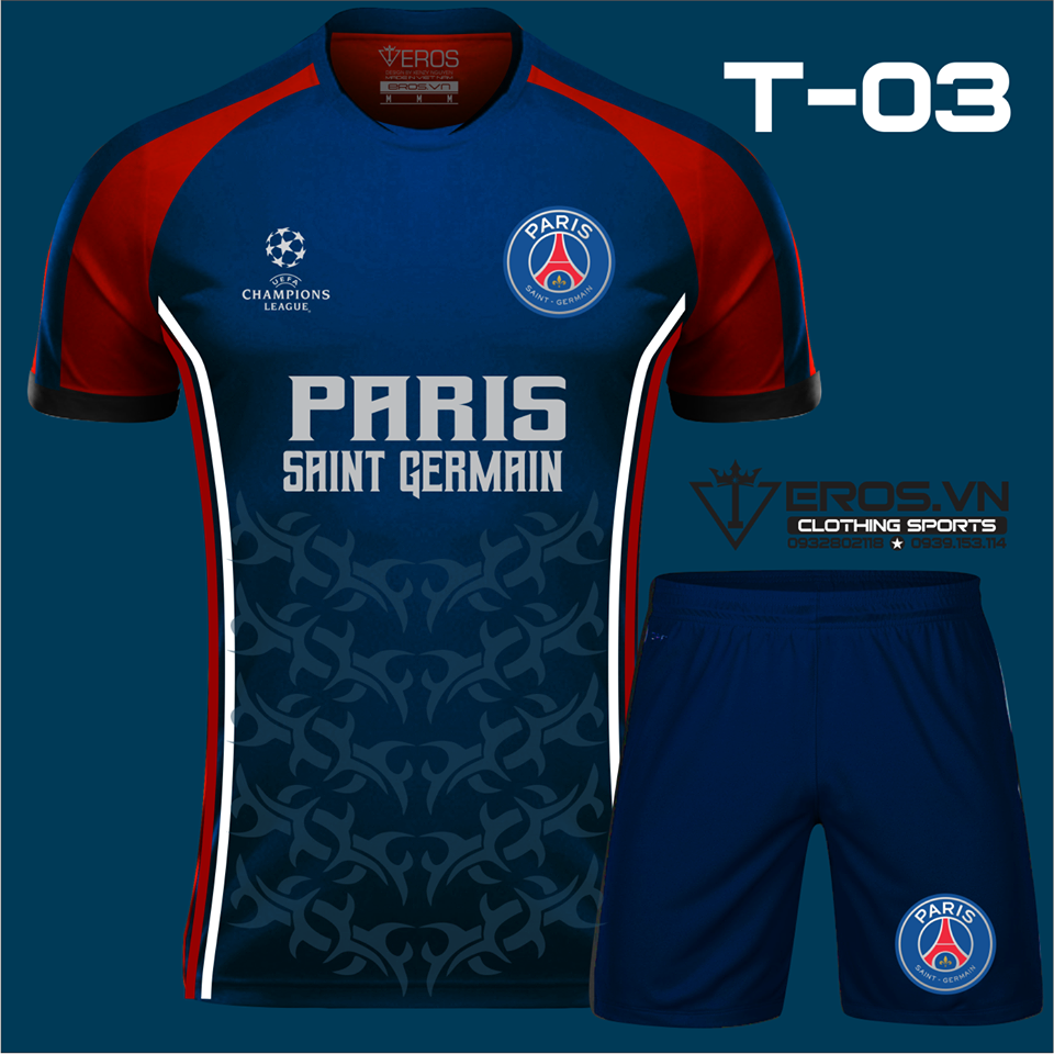 PARIS SAINT GERMAIN T03