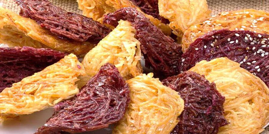 Bánh rế - Đặc sản Phan Thiết - Cinvestra Travel