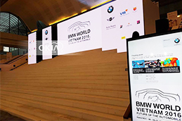 Go together with BMW World Viet Nam 2016