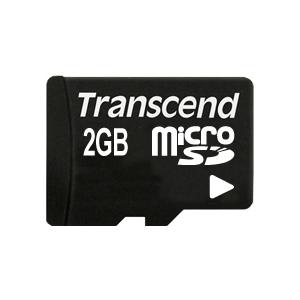 Thẻ nhớ Transcend MicroSD 2GB