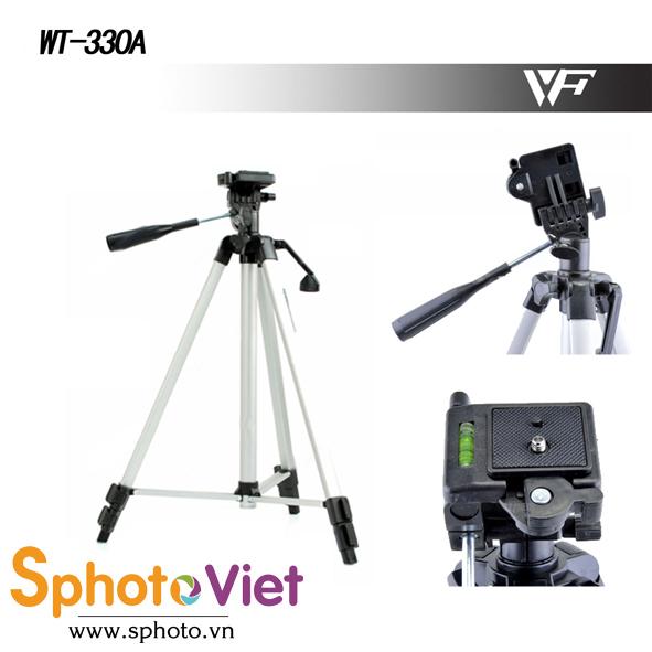 Chân máy ảnh WT330A