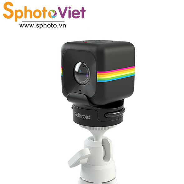 Giá đỡ máy quay Polaroid Cube - Tripod Mount (Đen)