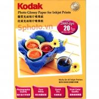 Giấy in phun Kodak (230g)