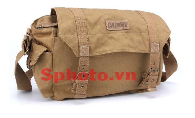 Túi máy ảnh CADEN F2