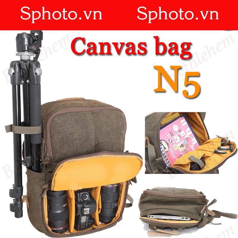 Túi máy ảnh Caden N5