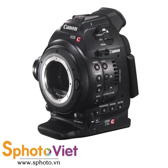 Máy quay phim Canon EOS C100