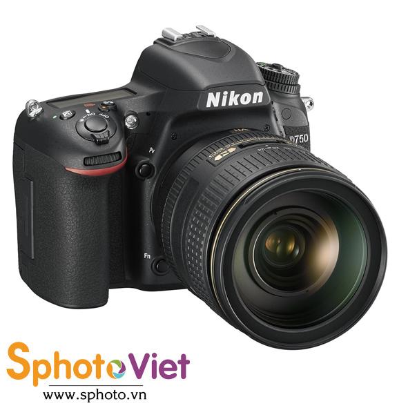 Máy ảnh Nikon D750 kit 24-120mm f-4G ED VR (Chính hãng)