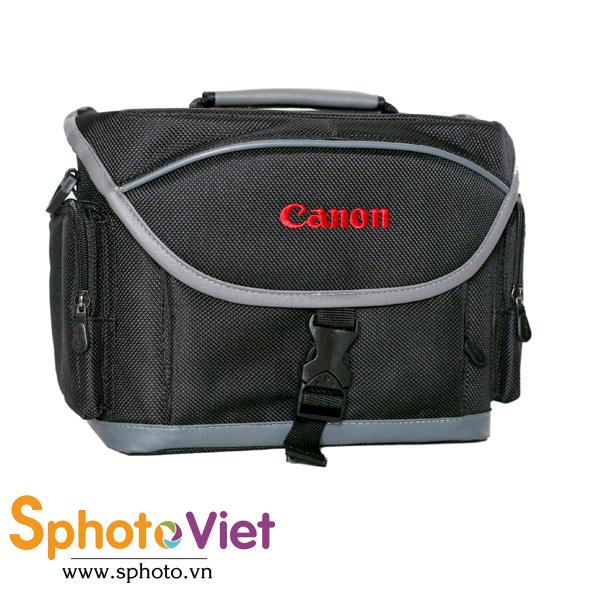 Túi máy ảnh chữ thêu Canon