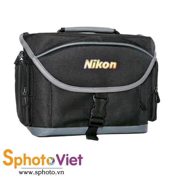 Túi máy ảnhchữ thêu Nikon