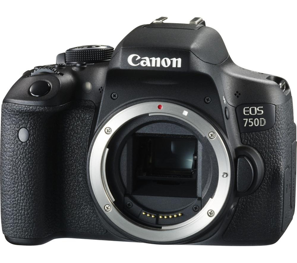 Canon 750D (Body)