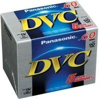 Băng quay Panasonic mini DV