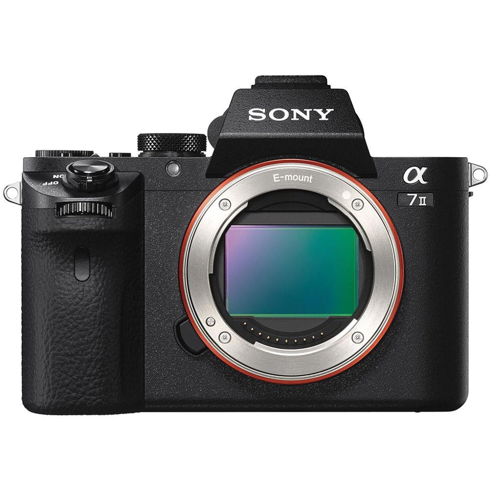 Sony Alpha A7 Mark II / Body (Chính hãng)
