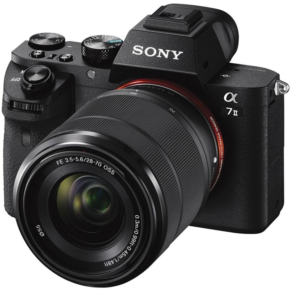 Sony Alpha A7 Mark II + 28-70mm (Chính hãng)