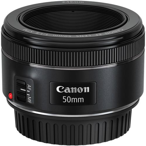 Canon EF 50mm f / 1.8 STM (Chính Hãng)
