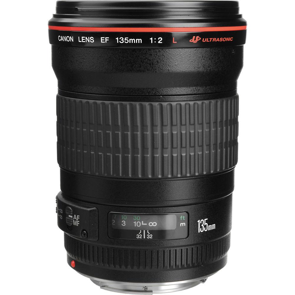 Canon EF 135mm f/2L USM (Chính hãng)