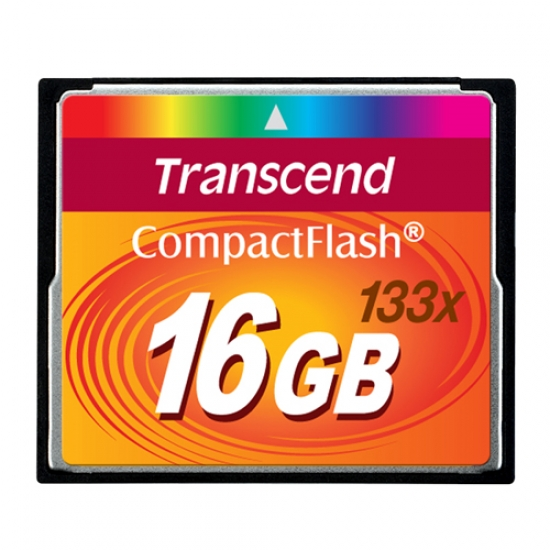 Thẻ nhớ Transcend CF 16GB 133x
