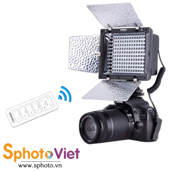 Đèn led video Yongnuo YN-160II