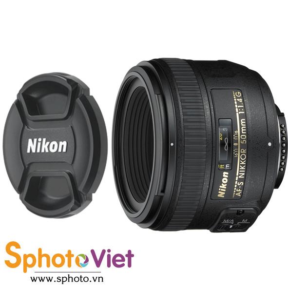 Ống kính Nikon AF-S 50mm f/1.4G ( Chính hãng)