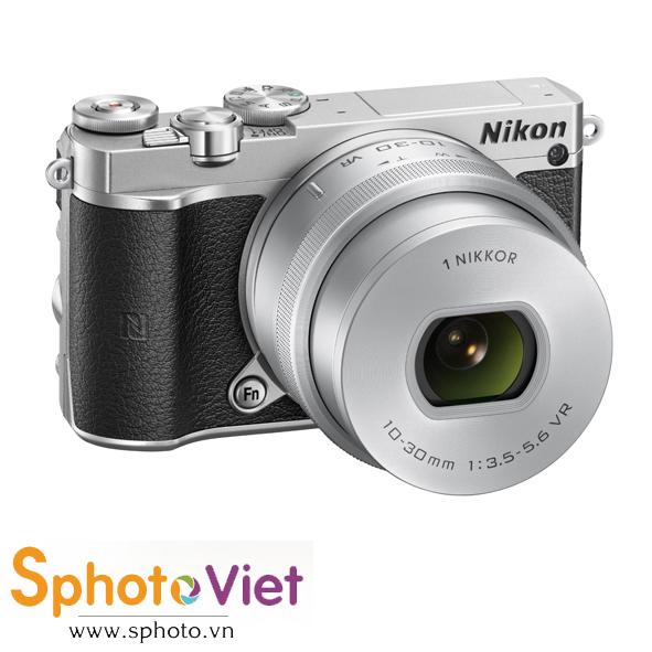 Máy ảnh Nikon 1 J5 (10-30mm F3.5-5.6 VR) Lens Kit