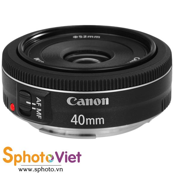 Ống kính Canon EF 40mm f-2.8 STM