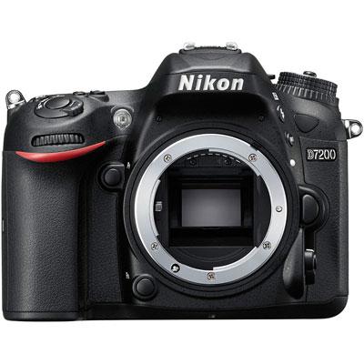 Nikon D7200 Body (Chính hãng)
