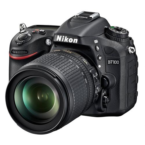 Nikon D7100 kit 18-105mm VR (Chính hãng)