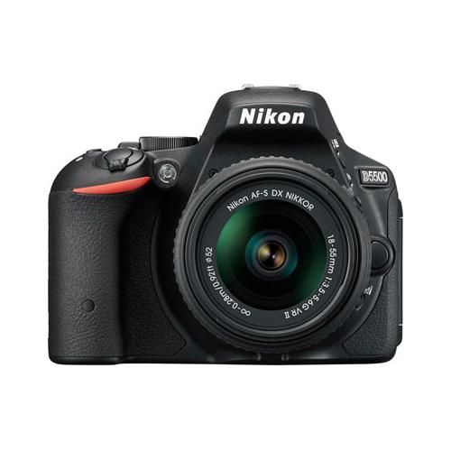 Nikon D5500 kit 18-55mm VR II (Chính hãng)