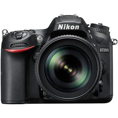 Nikon D7200 kit 18-105mm VR (Chính hãng)