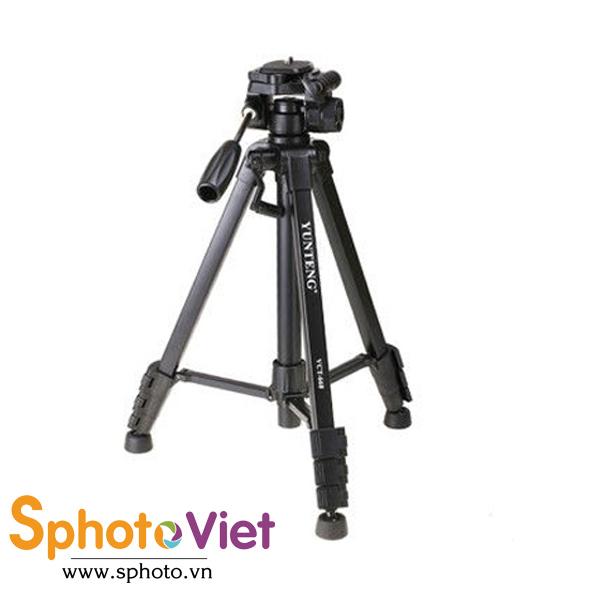 Chân máy ảnh Yunteng VCT - 668