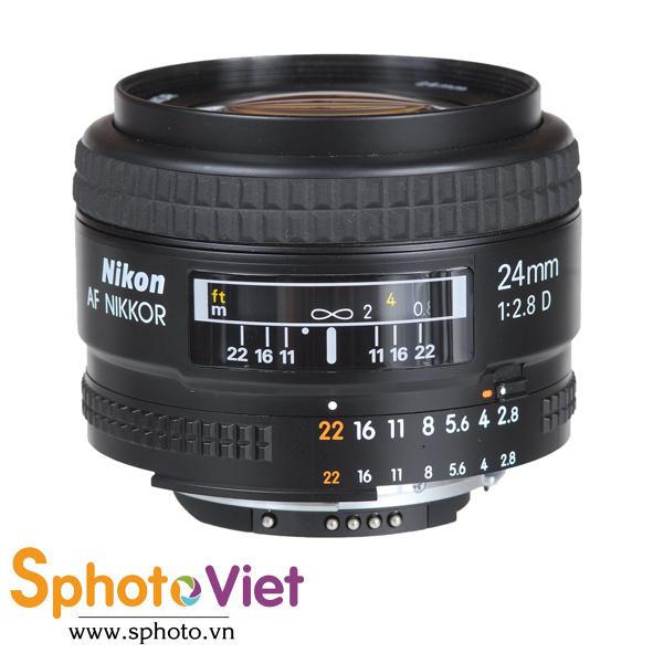 Ống kính Nikon AF 28mm f/2.8D (Chính hãng)