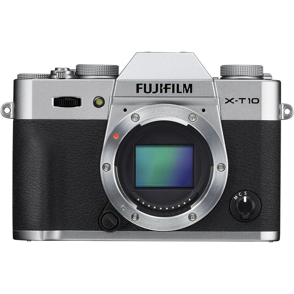 Fujifilm X-T10 (Body) / Màu Bạc