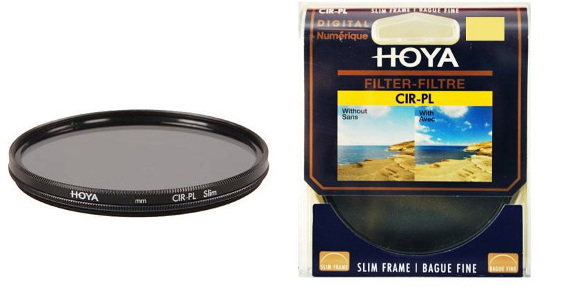 Hoya 72mm Cir-PL Slim