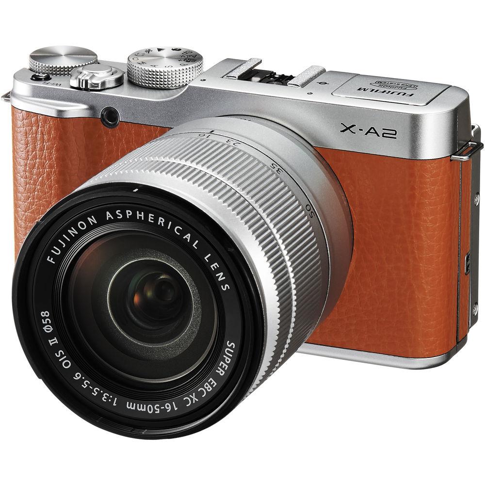 Fujifilm X-A2 +16-50mm F3.5- 5.6 OIS (Chính hãng)