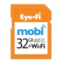Thẻ nhớ SDHC Eye-Fi Mobile 32GB Class 10 ..