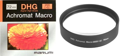 Marumi 67mm DHG Achromat Macro 200(+5)