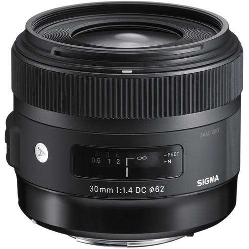 Sigma 30mm f/1.4 DC HSM Art for Canon (Chính hãng)