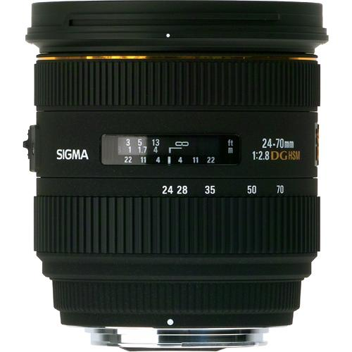 Sigma AF 24-70mm f/2.8 IF EX DG HSM for Canon (Chính hãng)