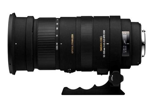 Sigma 50-500mm f/5-6.3 DG OS HSM APO for Nikon (Chính hãng)