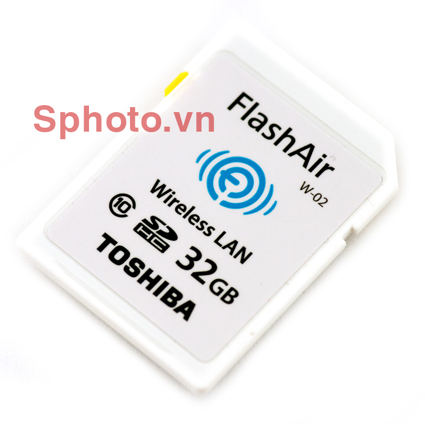 Toshiba 32GB Class10 FlashAir Wireless