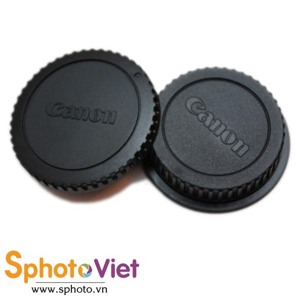Bộ nắp body - Lens Canon