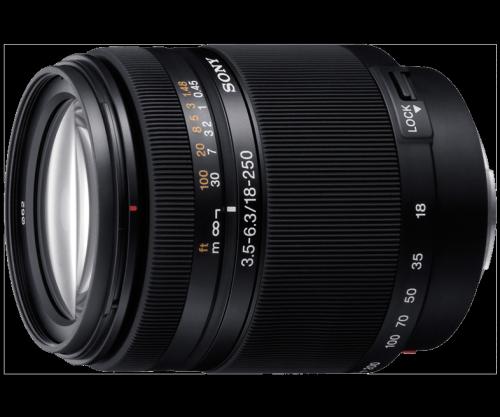 Sony SAL 18-200 F3.5-6.3 (chính hãng)