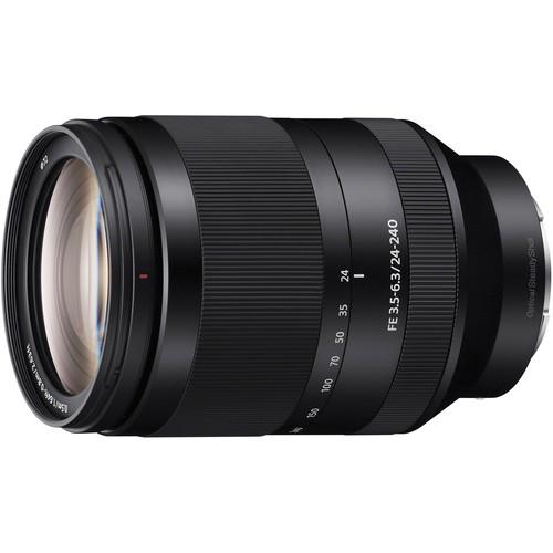 Sony FE 24-240mm f/3.5-6.3 OSS (Chính Hãng)