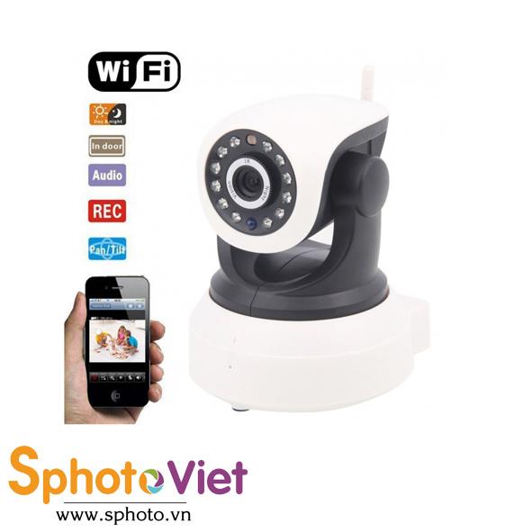 Camera IP Vision Wifi P2P