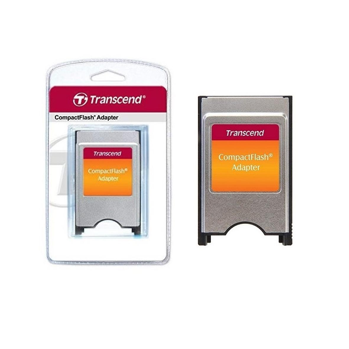 Đầu đọc thẻ nhớ CF sang PCMCIA Transcend - CF Compact Flash PCMCIA