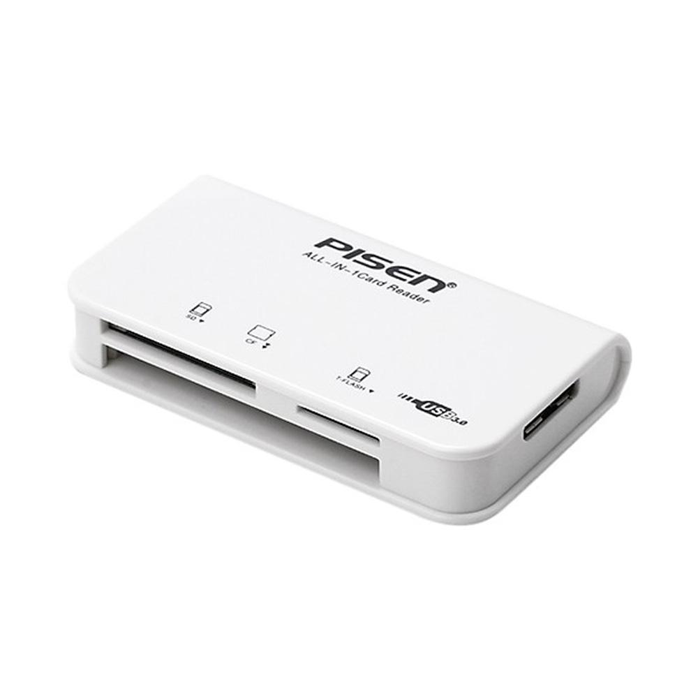 Đầu đọc thẻ tốc độ cao Pisen TS-E111 (USB 3.0)